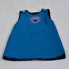 Detské oblečenie - Šatičky Detva - 9644287_