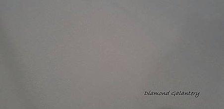 Textil - Nepremokavá látka - Urdun - svetlo sivý- cena za 10 cm - 9644781_