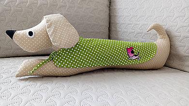 Textil - pes-mojkáčik - 9644205_