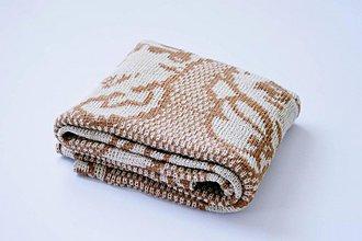 Textil - Detská pletená deka - 9644445_
