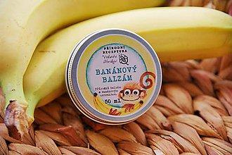 Drogéria - Banánový balzam - 9644764_