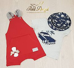 Detské oblečenie - Krataso-trakace - 9642396_