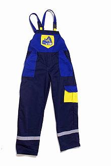 Detské oblečenie - Detské montérky Báger - 9643065_