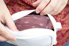 Iné tašky - Mini kabelka na pas (ledvinka) 2.1 - 9645146_