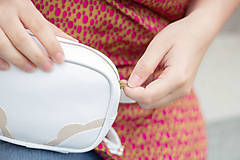 Iné tašky - Mini kabelka na pas (ledvinka) 2.1 - 9645147_