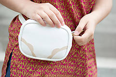 Iné tašky - Mini kabelka na pas (ledvinka) 2.1 - 9645148_