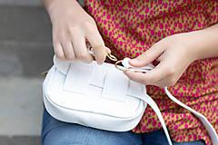 Iné tašky - Mini kabelka na pas (ledvinka) 2.1 - 9645149_