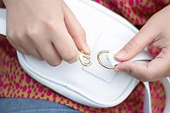 Iné tašky - Mini kabelka na pas (ledvinka) 2.1 - 9645150_