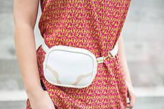 Iné tašky - Mini kabelka na pas (ledvinka) 2.1 - 9645154_