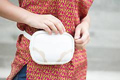 Iné tašky - Mini kabelka na pas (ledvinka) 2.1 - 9645155_