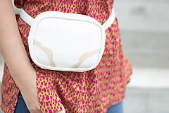 Iné tašky - Mini kabelka na pas (ledvinka) 2.1 - 9645163_