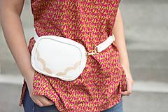 Iné tašky - Mini kabelka na pas (ledvinka) 2.2 - 9647510_