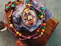 Náhrdelníky - Bumpkinovej šperk/ Pomáhajko - 9647196_