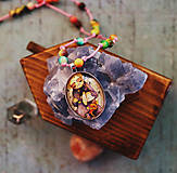 Náhrdelníky - Bumpkinovej šperk/ Pomáhajko - 9647197_