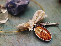 Náhrdelníky - Bumpkinovej šperk/ Dušička pomôže - 9647220_