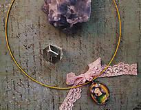 Náhrdelníky - Bumpkinovej šperk/ Malý Kapustníček - 9647246_