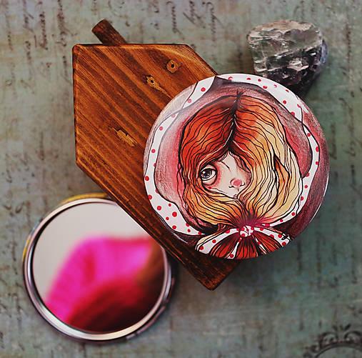 Bumpkinovej zrkadielko/ Kamila