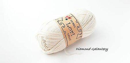 Galantéria - LORI NATURAL - 172 - Smotanová - 9646895_