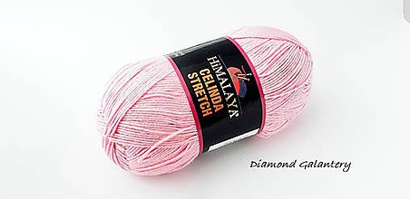 Galantéria - CELINDA STRETCH - 05 - Ružová - 9647089_