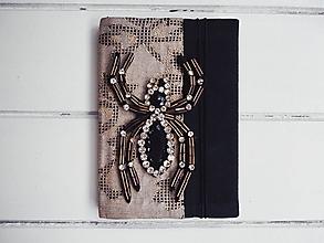 Papiernictvo - Šperk alebo zápisník? - 9646724_