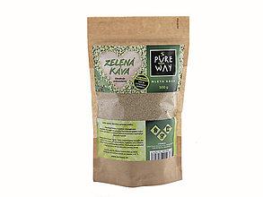 Potraviny - Zelená káva čistá, 500 g  - 9645820_