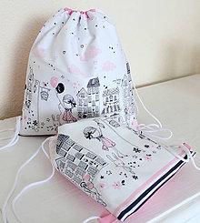 Detské tašky - Set batôžkov mama a dcéra - 9646023_