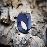 Prstene - Drevený prsteň: V zakliatom údolí - 9645990_