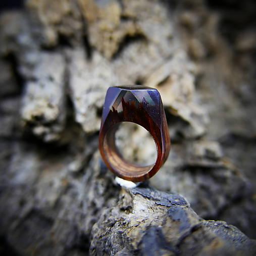 Drevený prsteň: V divokej víchrici