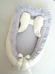 Textil - Anjelské hniezdo  - 9645584_