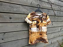 Detské oblečenie - Tričko - Safari - 9645434_