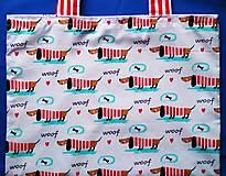 Nákupné tašky - Nákupka - 9647681_