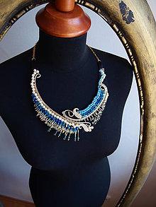 """Náhrdelníky - Náhrdelník """"Nefertiti"""" - 9647790_"""