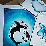 Obrazy - OBRAZY- voda - 9645100_