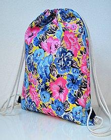 Batohy - Batoh-kvetovaný - 9651000_