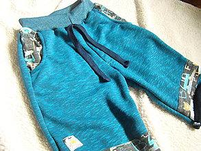 Detské oblečenie - Kratke nohavice - 9648836_