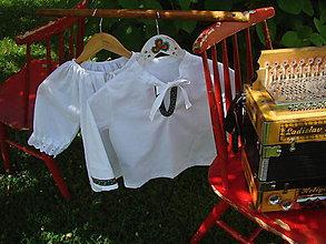 Detské oblečenie - Kroj - 9649491_