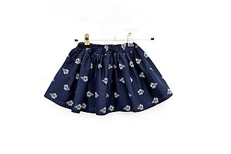 Detské oblečenie - Detská sukňa Folk pohoda - 9651182_