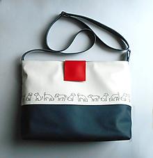 Veľké tašky - s labradormi... - 9650368_