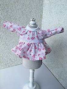 Hračky - Šatočky pre bábiky- 25-26 cm - 9650025_