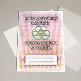 - Zápisník s vtipnou pranostikou - 9648852_