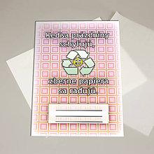 Papiernictvo - Zápisník s vtipnou pranostikou - 9648852_