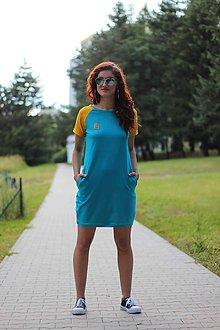 Šaty - Šaty Bio-úplet