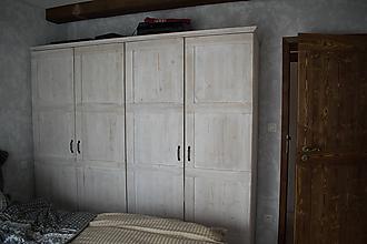 Nábytok - Skriňa Provencal - 9653069_