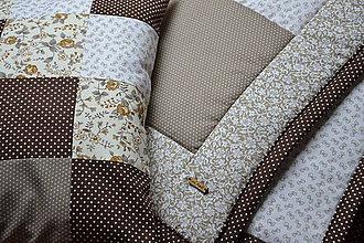 Úžitkový textil - Prehoz na posteľ 135x200 - 9653185_