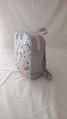 Detské tašky - Sivý detský batoh - 9652911_