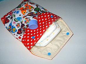 Detské doplnky - puzdro na plienky - skladom - 9653688_