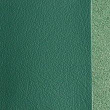 Suroviny - Exkluzívna koža - 7x7 cm mentolová - 9652767_