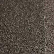 Suroviny - Exkluzívna koža - 7x7 cm tmavo šedá - 9652976_