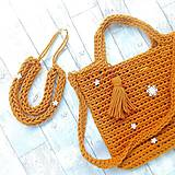 Bag&neklace sada