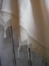 """Úžitkový textil - """"S nádychom nostalgie"""" ľanový uterák - 9656766_"""